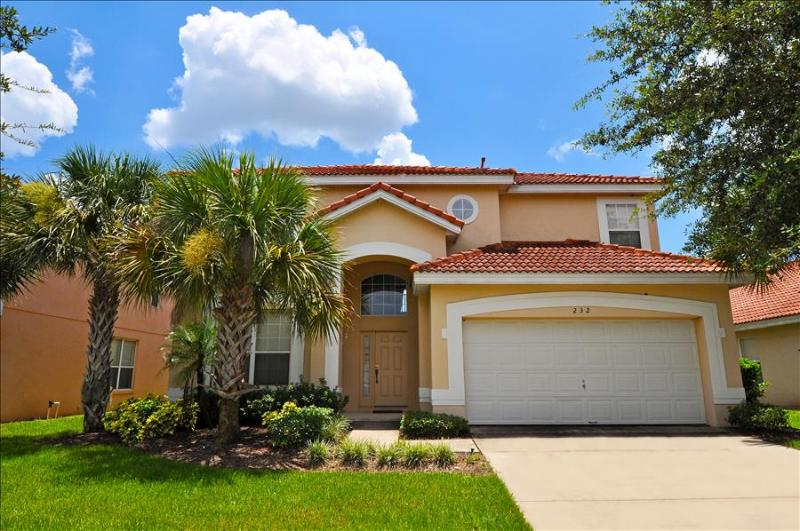 AR-Rubino Palace Sleeps 12 - Private South Facing Pool just 1 mile to Providence Golf and Country Cl - Image 1 - Loughman - rentals