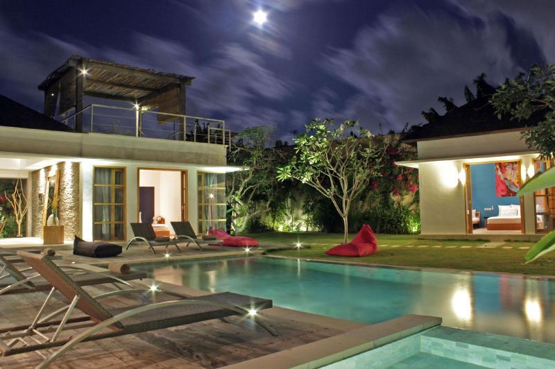 Cozy 4Bed Tropical House in Umalas - Image 1 - Pecatu - rentals