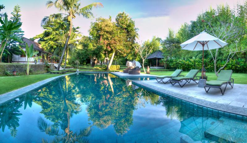 Swimming pool - Villa Alir - Canggu - rentals
