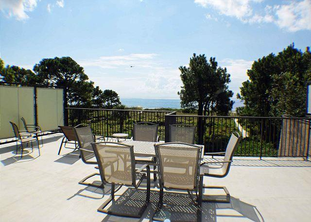 Ocean Club 38 - Oceanfront Townhouse with Large Rooftop Deck - Image 1 - Hilton Head - rentals