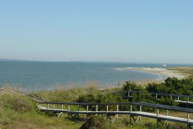 Beach Front House 1103 C - Image 1 - Tybee Island - rentals