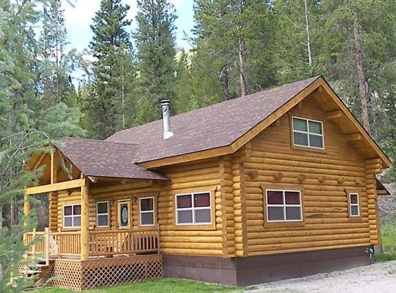 Alta Pine Cabin - Image 1 - Darby - rentals