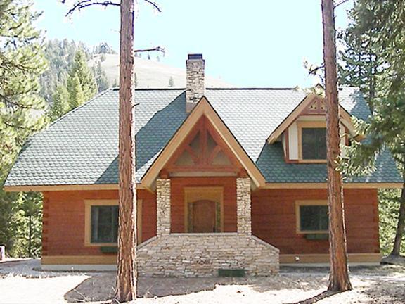 Bighorn Cabin - Image 1 - Darby - rentals