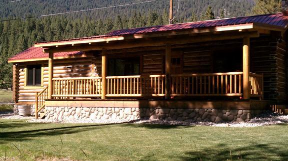 Shooting Star Cabin - Image 1 - Darby - rentals