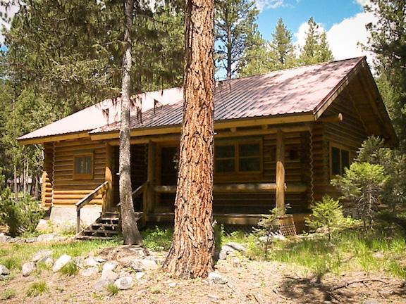 Nez Perce Ranch - Cabin 3 - Nez Perce Ranch - Cabin 3 - Darby - rentals