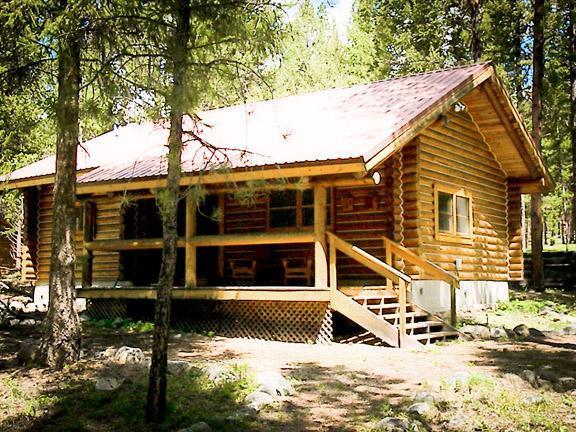 Nez Perce Ranch - Cabin 2 - Nez Perce Ranch - Cabin 2 - Darby - rentals