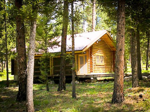 Nez Perce Ranch - Cabin 1 - Nez Perce Ranch - Cabin 1 - Darby - rentals