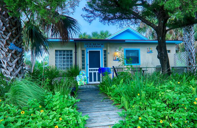 Our Beach Cottage - Our Beach Cottage St. Augustine Florida - Saint Augustine Beach - rentals