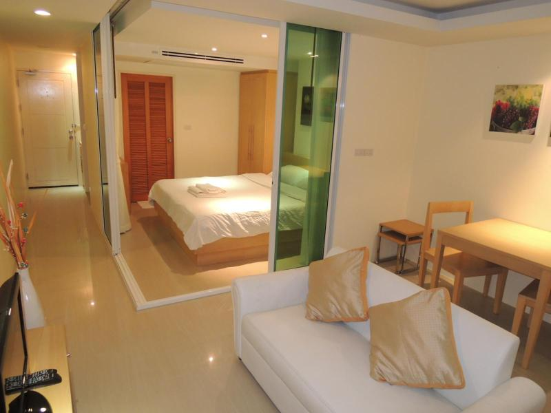 Modern 1 Bedroom Apartment Close to the Beach - Image 1 - Ao Nang - rentals