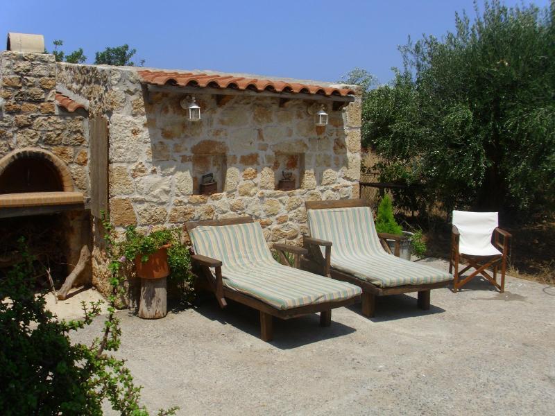 Nikitas-Agapi House - Image 1 - Malia - rentals
