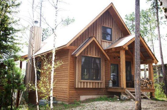 Slingshot Lodge (formerly Mine Shaft Cabin) - Image 1 - Lead - rentals