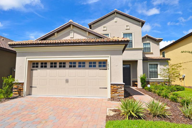 5Bd Champions Gate Pool Home,Spa,GR,WiFi,Frm$165nt - Image 1 - Orlando - rentals