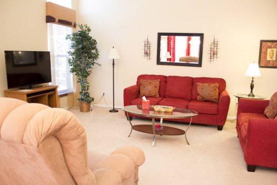 4 Bedroom 2.5 Bathroom Pool Home in Kissimmee. 3178 - Image 1 - Orlando - rentals