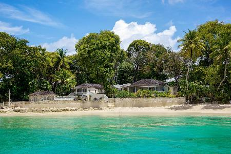 Landfall - Two-storey villa located right on famous Sandy Lane Beach - Image 1 - Sandy Lane - rentals