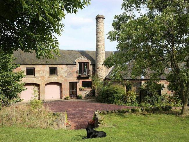 View towards the property - SHERG - North Berwick - rentals