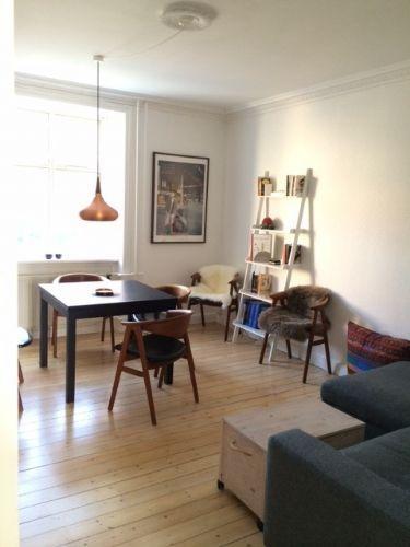 Humlebaekgade Apartment - Newly furnished Copenhagen apartment near Noerrebro park - Copenhagen - rentals