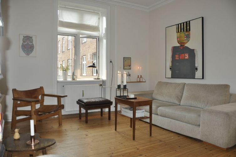 WIlkensvej Apartment - Cozy and nice Copenhagen apartment near Lindevang metro - Copenhagen - rentals
