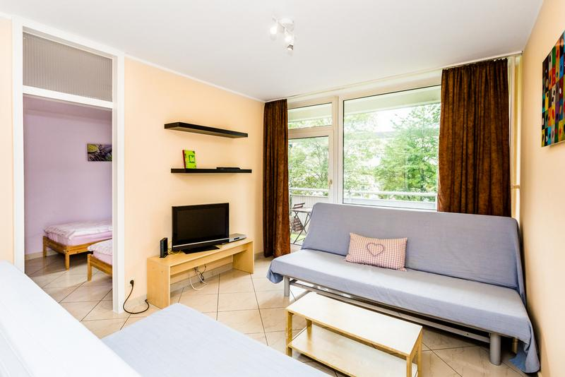 cozy apartment with two rooms - 06 Beautiful Apartment Cologne Deutz near Fair - Cologne - rentals