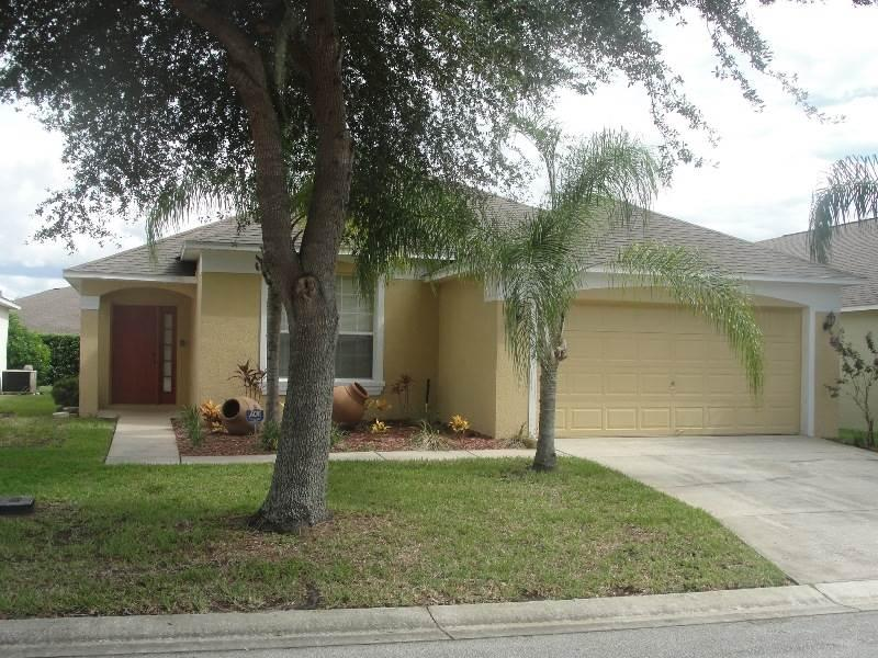 Private golf course home 20min to Disney - RBD1340 - Image 1 - Haines City - rentals