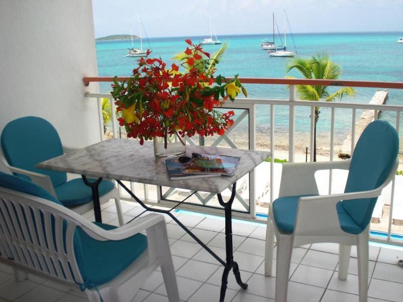 Sea View condo St Martin -Caribbean - Image 1 - Marigot - rentals