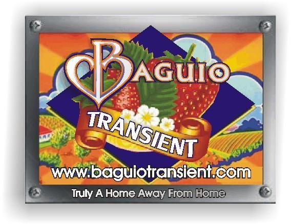 BAGUIO TRANSIENT LOGO - FAMILY BAGUIO TRANSIENT APARTMENTS, AWARD WINNER - Baguio - rentals