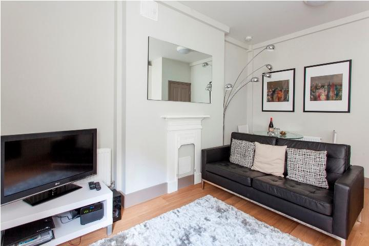 MoLi Cleveland Residence 1 Bed Apt in Fitzrovia - Image 1 - London - rentals