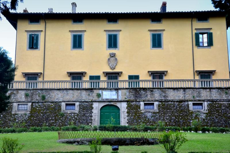 Villa Pandolfini 2 - historical villa apartment at Florence in Italy - Image 1 - Lastra a Signa - rentals