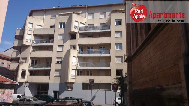 1 bedroom open plan flat with terrace - Image 1 - Lyon - rentals