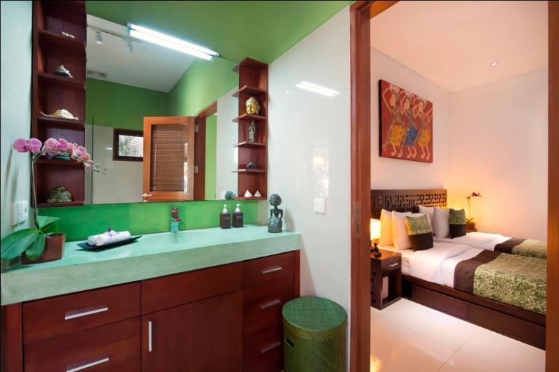 Green Mango Villa,  Seminyak - 66 Beach - Image 1 - Legian - rentals