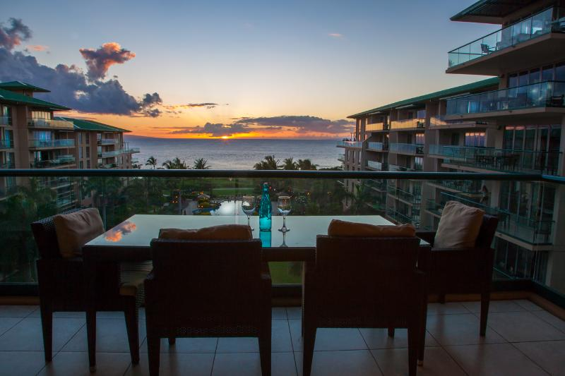 Maui Westside Properties: Hokulani 629 - Great Ocean View 3 bedroom Courtyard! - Image 1 - Kaanapali - rentals