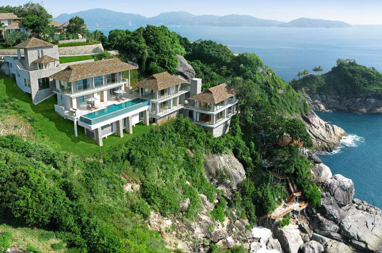 Villa Minh - Ultimate Luxury Oceanfront Phuket - Image 1 - Kamala - rentals