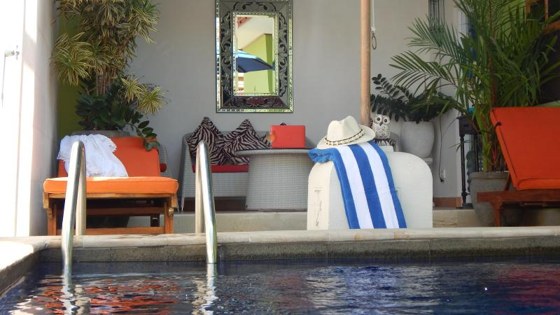 Totally private tropical pool - FAMILY VALUE NUSA DUA - AVAILABLE XMAS & NEW YEAR - Nusa Dua - rentals