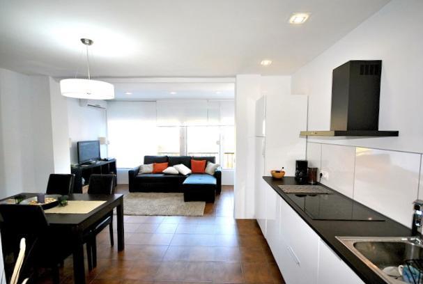 Open plan living area - Marbella, Puerto Banus, apartment, beach, luxury - Marbella - rentals