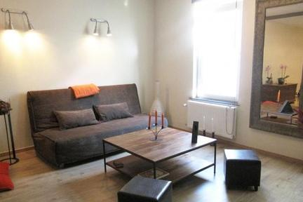 Eclectic 1 bedroom in central Brussels - 1378 - Image 1 - Brussels - rentals
