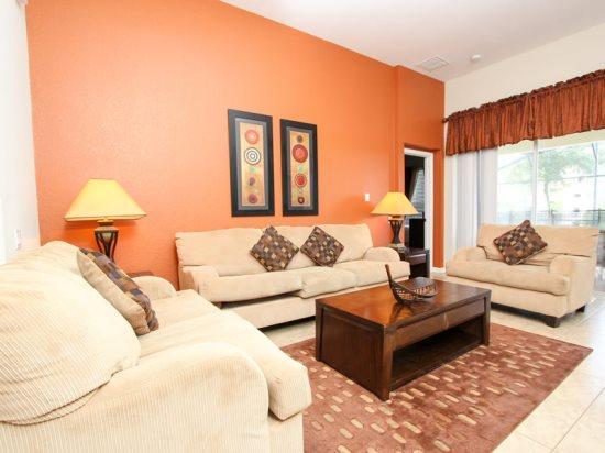 5 Bedroom 5 Bath Pool Home In Windsor Hills Resort. 2562AF - Image 1 - Orlando - rentals