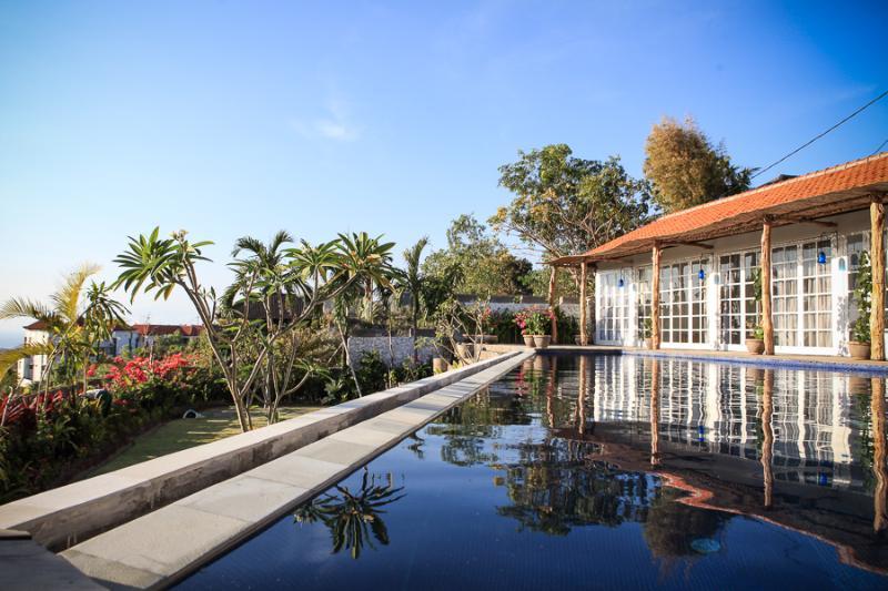 General view - Luxury 4BDR villa, Ocean View, Jimbaran - Jimbaran - rentals
