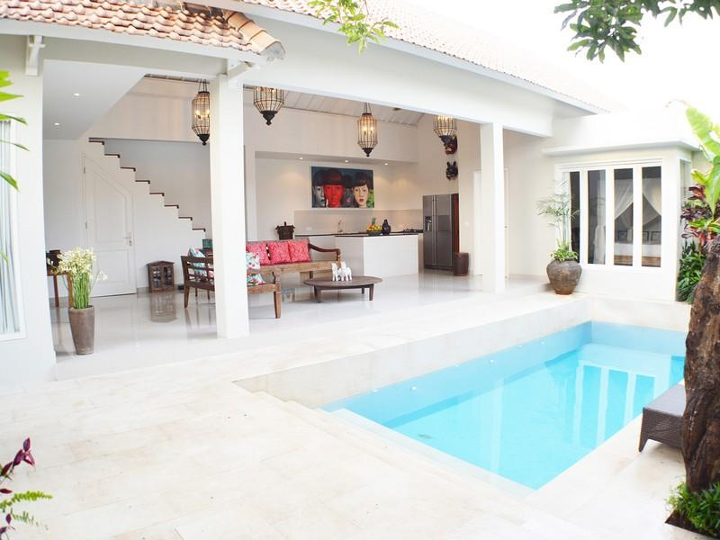 Villa Santai By Bali Villas Rus - ANTIQUE & MODERN VILLA CLOSE TO THE BEACH - Image 1 - Seminyak - rentals