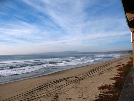 797/Perched on the Sand *OCEAN FRONT* - 797/Perched on the Sand *OCEAN FRONT* - La Selva Beach - rentals