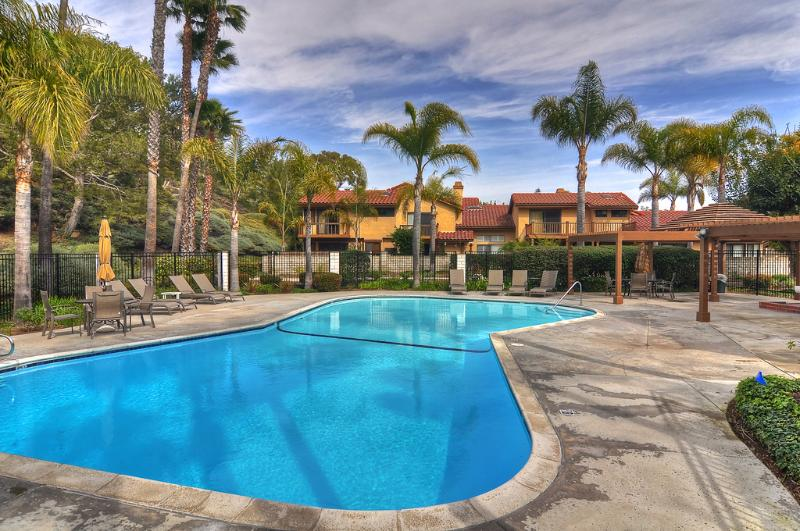 Community pool available to you during your stay! - Home with yard, community pool and tennis courts - San Clemente - rentals