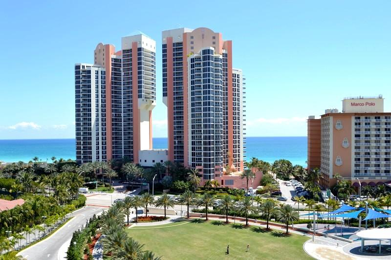 Direct Ocean View - Direct Ocean View Condo Sunny Isles Beach Miami - Sunny Isles Beach - rentals
