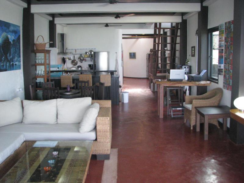 Unique Oceanfront Villa - 3 Bedrooms - Image 1 - Ko Lanta - rentals