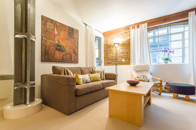 Eagle Wharf, (IVY LETTINGS). Fully managed, free wi-fi, discounts available. - Image 1 - London - rentals