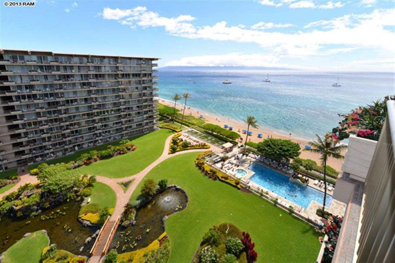 Beautiful, Remodeled Ocean View Studio on Ka'anapali Beach - Image 1 - Kaanapali - rentals