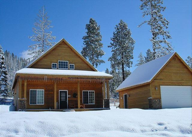 Winter at Wintergreen Lodge - Cozy Cabin in Roslyn Ridge!  Slps 8 | Fall Specials | WiFi - Ronald - rentals