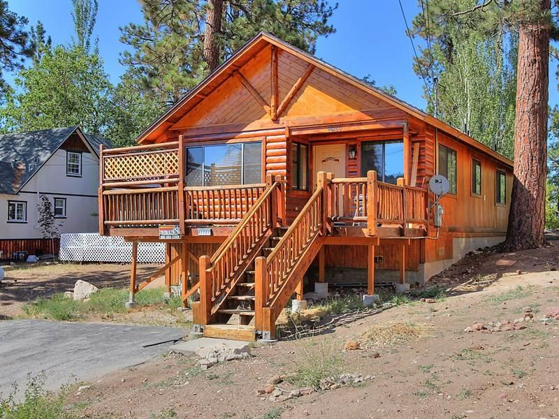 Bear Claw Bungalow #379 - Image 1 - Big Bear Lake - rentals