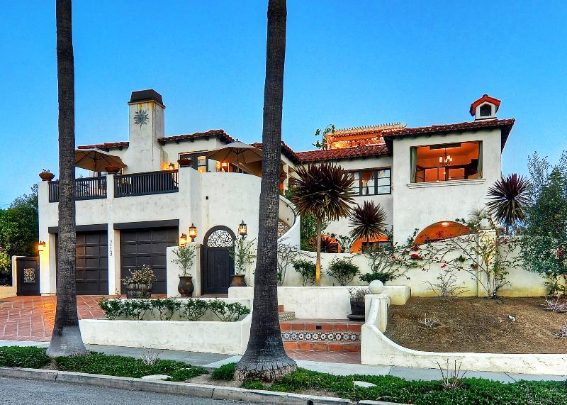 Dana Point Spanish style mansion Just blocks to the beach. - Stunning Ocean view luxury home! - Dana Point - rentals