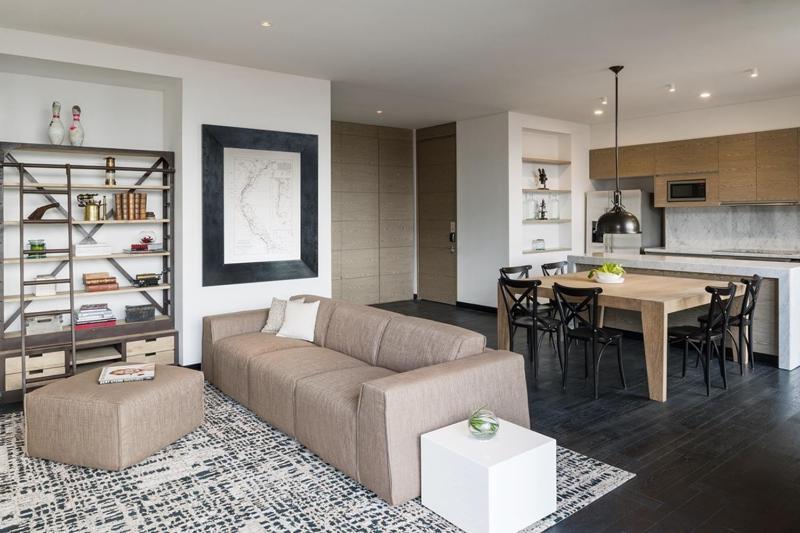 Luxurious 1 Bedroom Penthouse Apartment in La Cabrera - Image 1 - Bogota - rentals