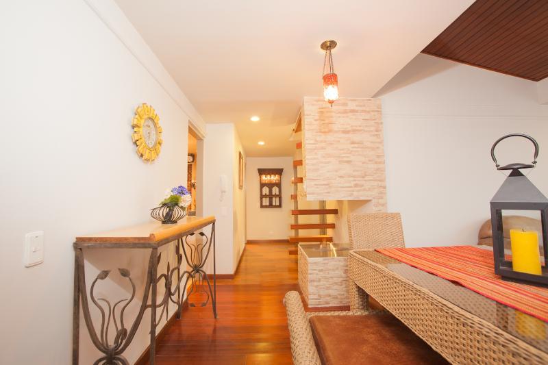 Bohemian 2 Bedroom Apartment in Chapinero Alto - Image 1 - Bogota - rentals