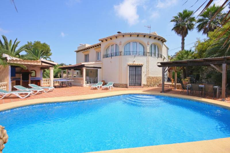 Villa Bougain 10 - Image 1 - Javea - rentals