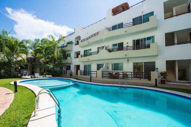 Penthouse in the heart of Playa del Carmen - Image 1 - Playa del Carmen - rentals